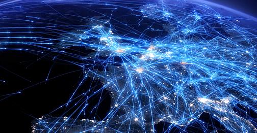 Kort Om Flytrafik Visualisering Af Flytrafik Fly Radar Dk
